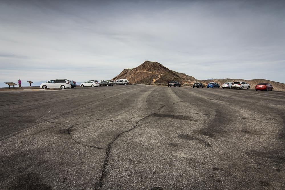 Dantes View im Death Valley National Park
