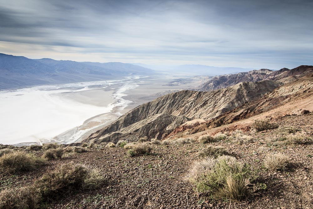 Read more about the article Roadtrip USA – Tag 2: Auf Umwegen in den Death Valley National Park