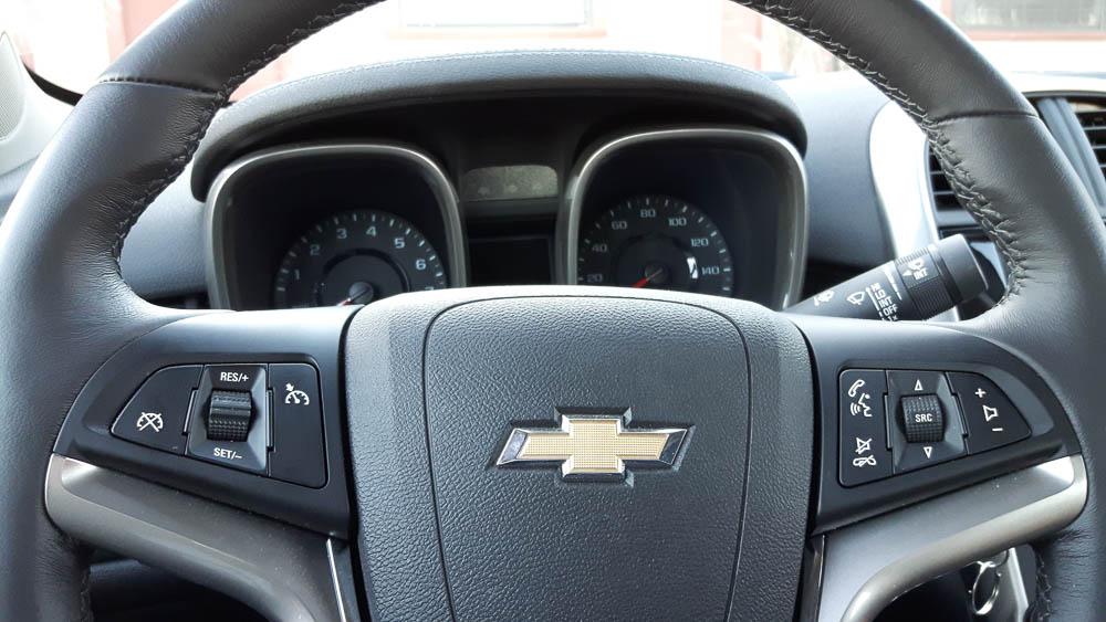 Lenkrad Chevrolet Malibu