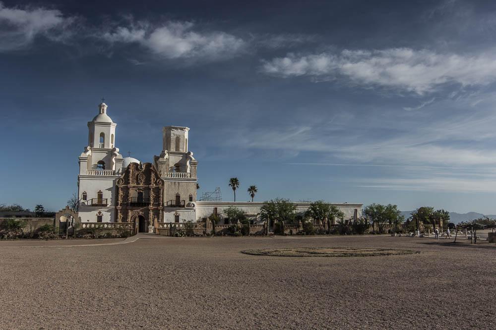Die Kirche San Xavier del Bac