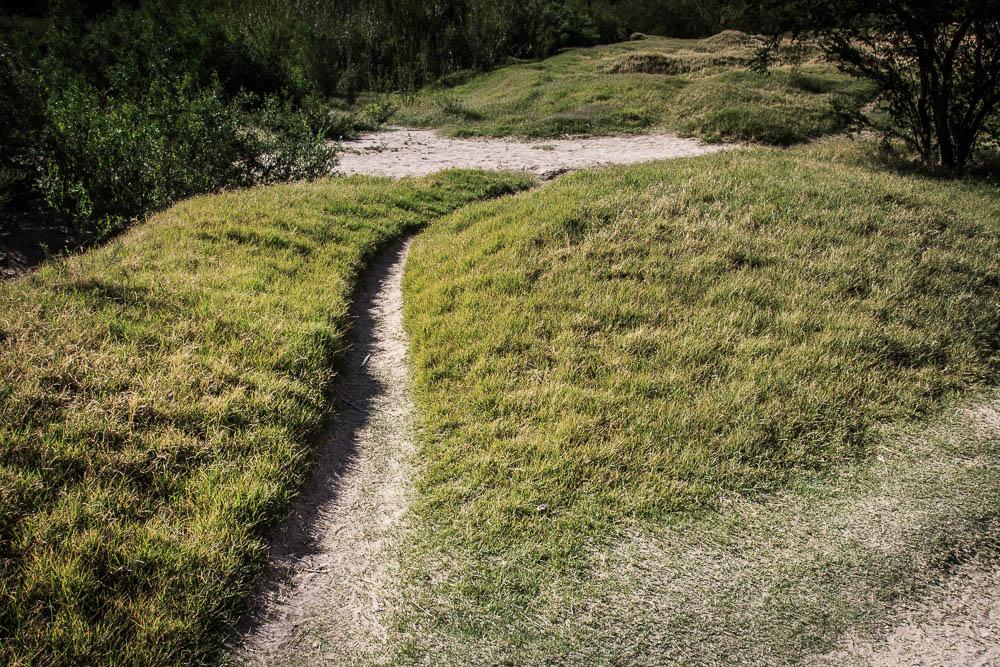 Wanderweg im Big Bend National Park. Bildrechte: Christian Volk