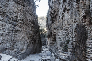 Roadtrip USA – Tag 23: Wanderung zur Devils Hall im Guadalupe Mountain National Park
