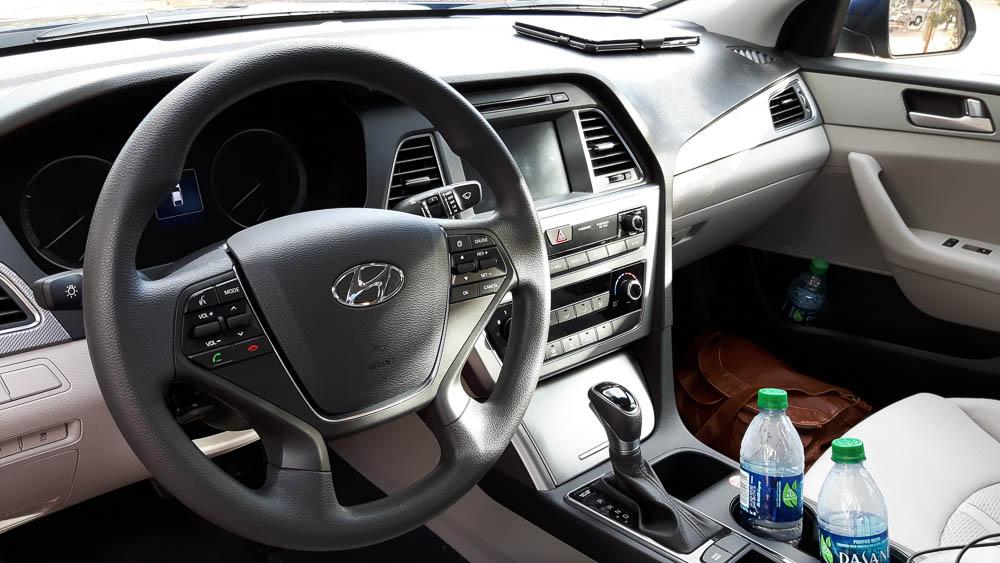 Interieur Hyundai Sonata
