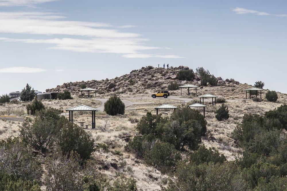 Roadtrip USA – Tag 25: Von Alamogordo nach Santa Fe