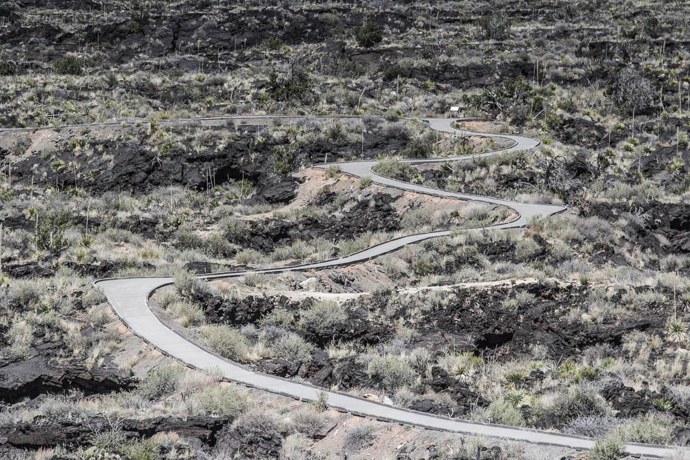 Wanderwege im Valley of Fires State Park. Bildrechte: Christian Volk