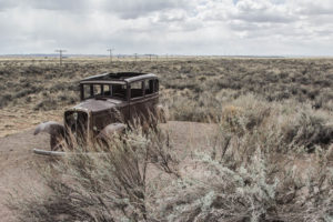 Roadtrip USA – Tag 29: Petrified Forest National Park