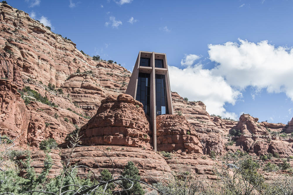 Chapel on the Rock in Sedona