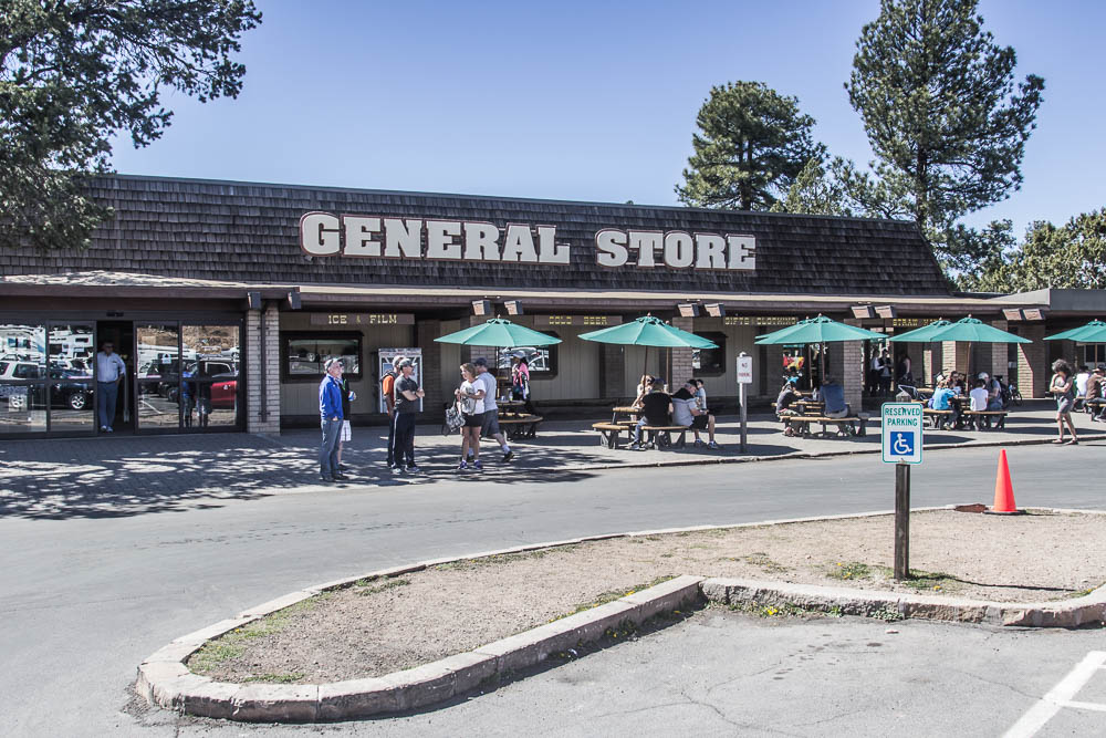 General Store im Grand Canyon National Park