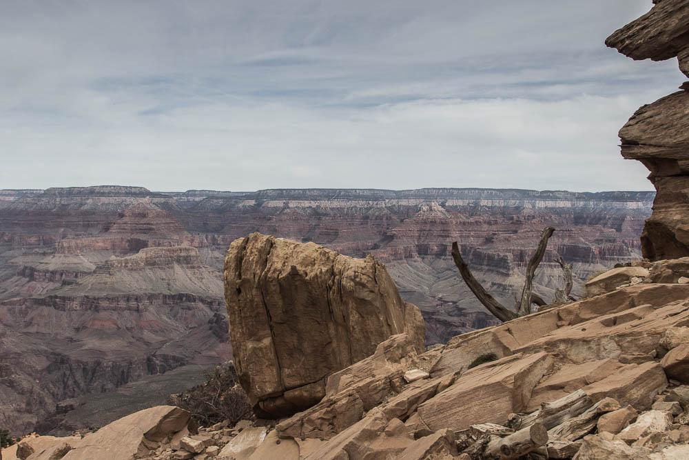 Wandern im Grand Canyon National Park