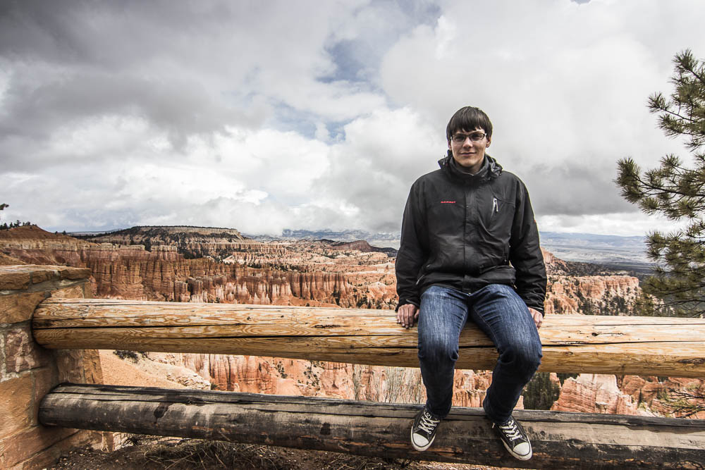 You are currently viewing Roadtrip USA – Tag 39: Regen und Schnee im Bryce Canyon National Park