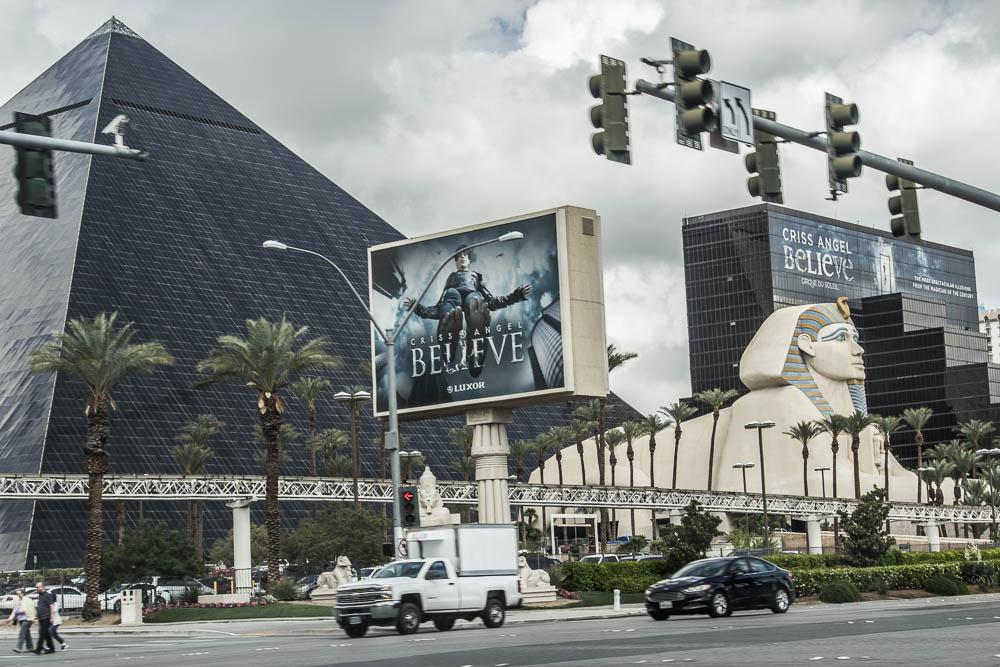 Luxor am Las Vegas Strip