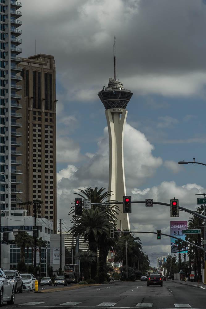 Stratosphere Tower am Las Vegas Strip