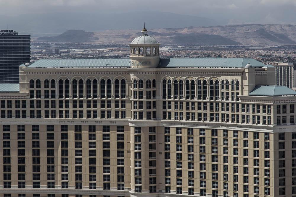 Bellagio Hotel am Las Vegas Strip