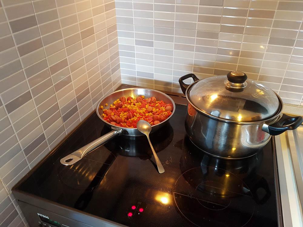 Kochen in Albanien