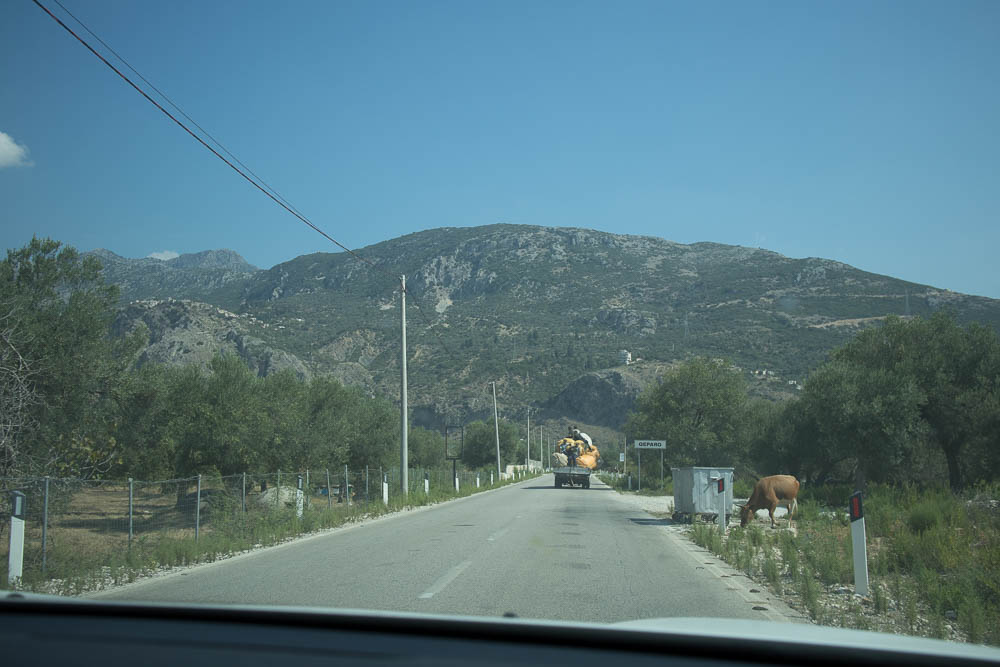 LWK fahren in Albanien