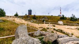 Projekt 16 Summits: Brocken, höchster Berg in Sachsen-Anhalt