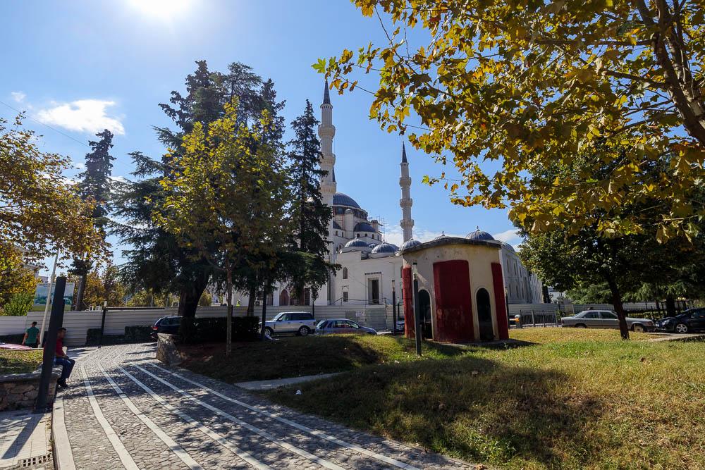 Große Moschee in Tirana