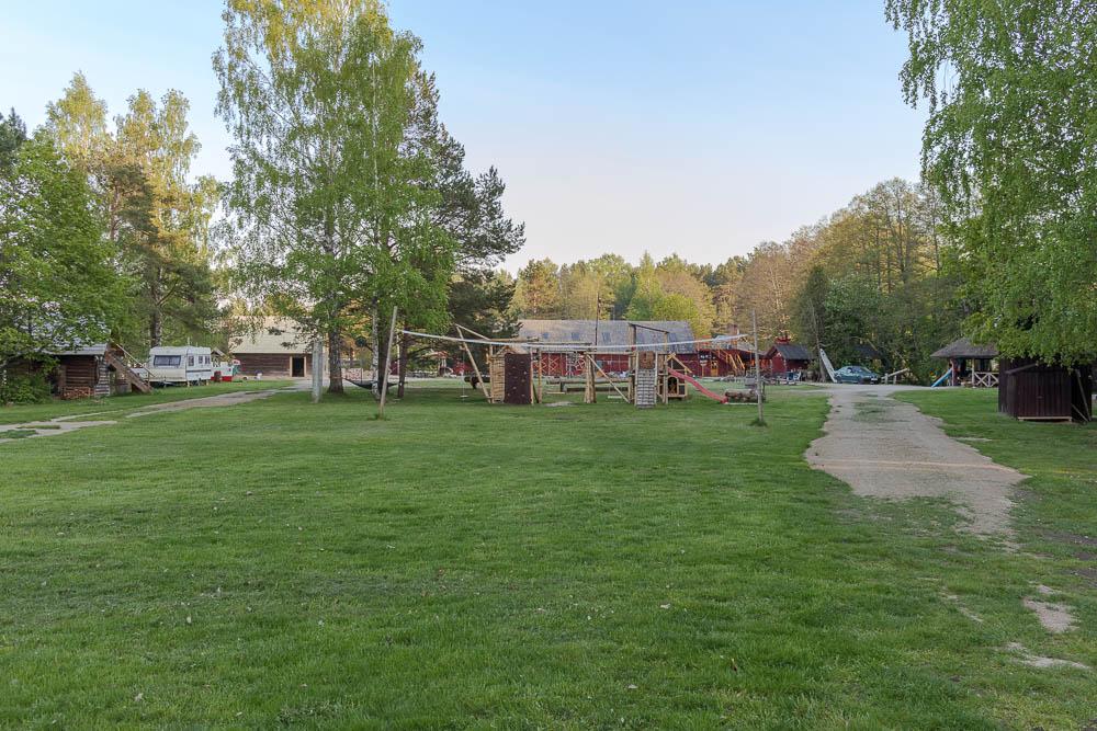 Campingplatz Melnsils