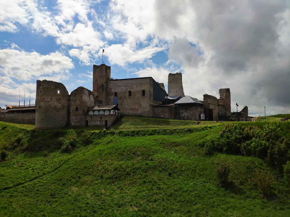 Ordensburg von Rakvere in Estland