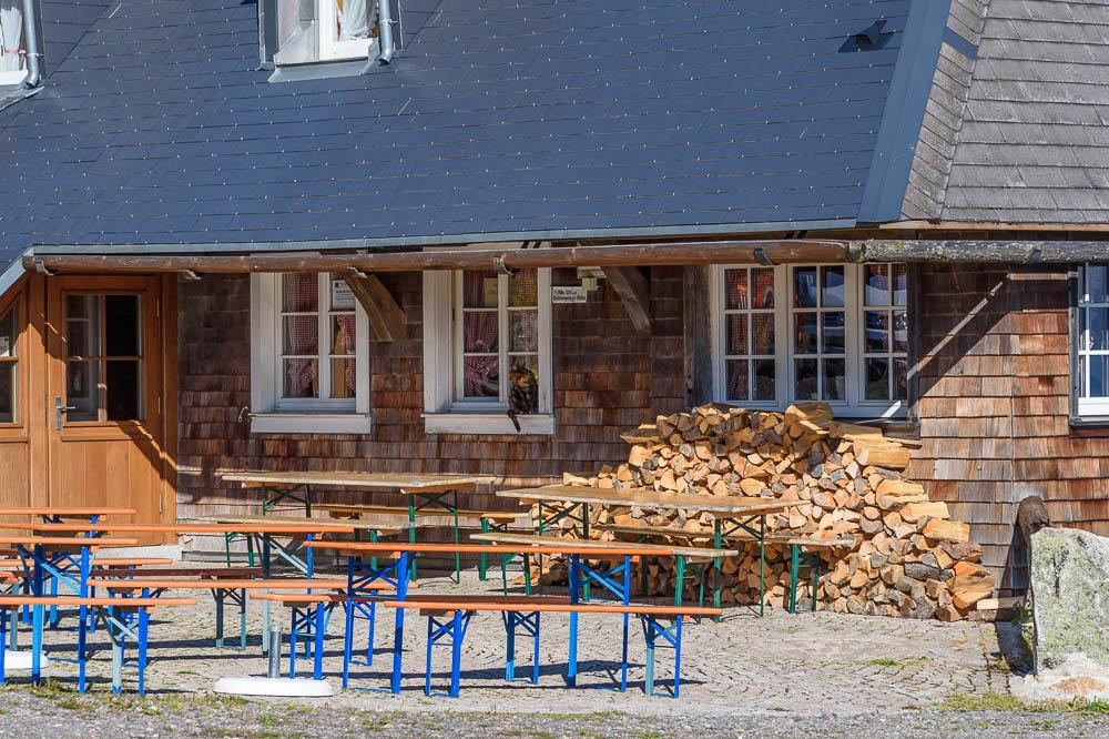 Baldenweger Hütter am Feldberg in Baden-Württemberg