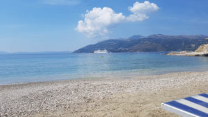 Albanien Roadtrip Tag 8: Strandtag am Mittelmeer