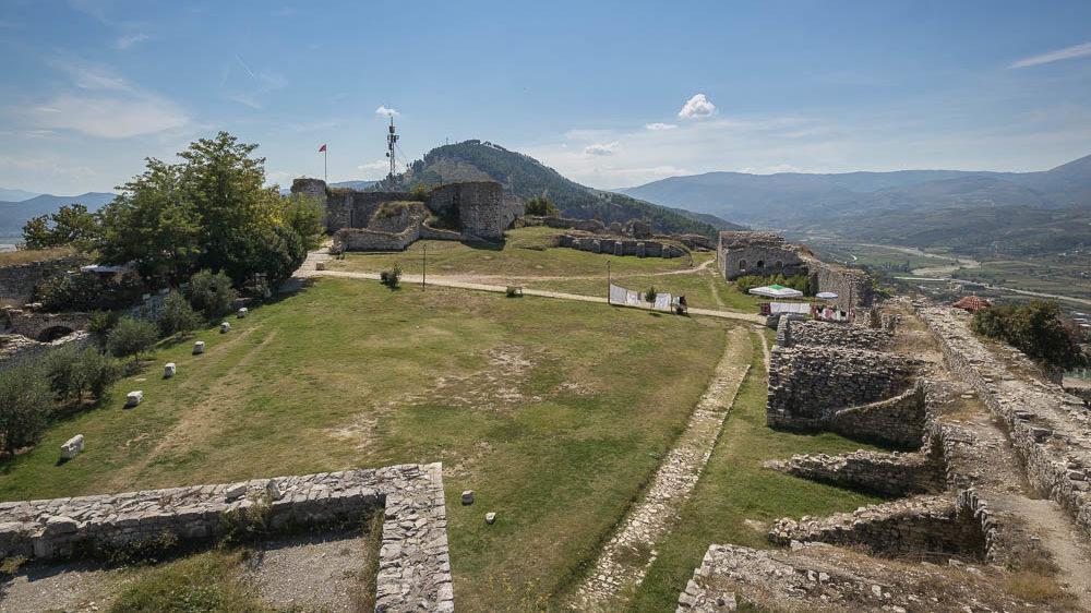 Albanien Roadtrip Tag 3: Berat und Apollonia