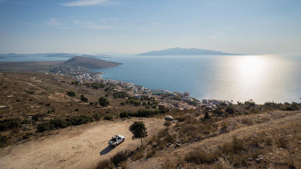 Albanien Roadtrip Tag 5: Von Vlora über den Llogara Pass nach Saranda