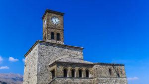 Albanien Roadtrip Tag 7: Auf der Burg von Gjirokastra