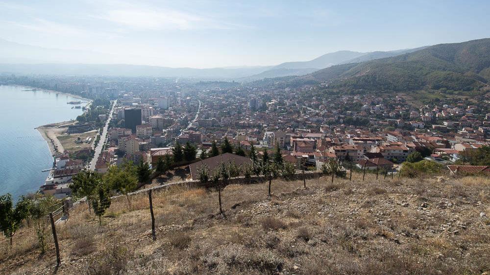 Albanien Roadtrip Tag 12: Rund um den Ohridsee
