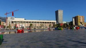 Albanien Roadtrip Tag 14: Von Pogradec nach Tirana
