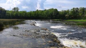 Roadtrip Baltikum Tag 2: Breitester Wasserfall Europas