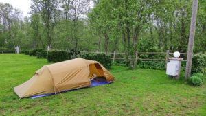Camping Mereoja – Erfahrungsbericht