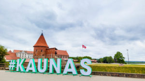 Roadtrip Baltikum Tag 5: Kaunas und Trakai
