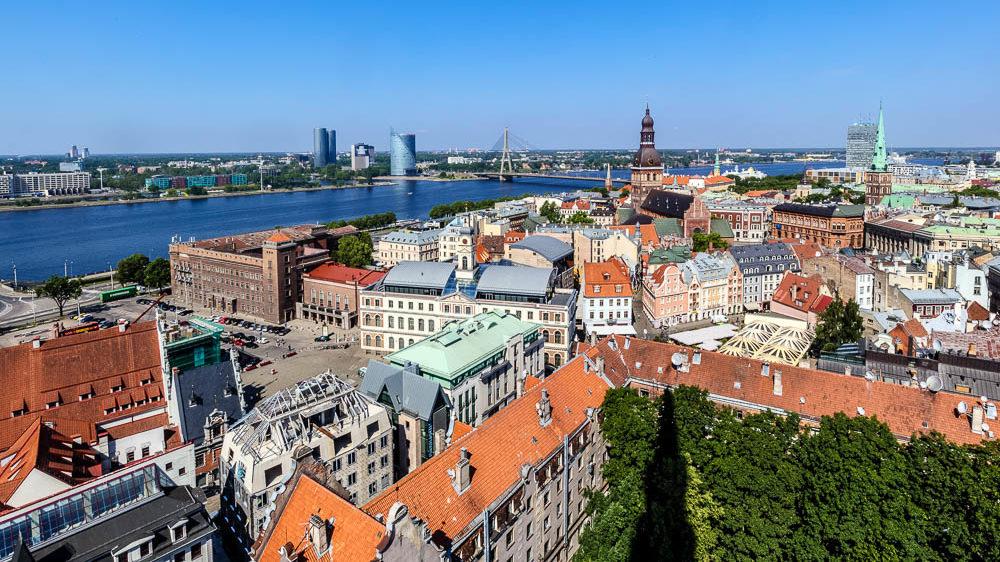 Roadtrip Baltikum Tag 16: Riga und Umgebung