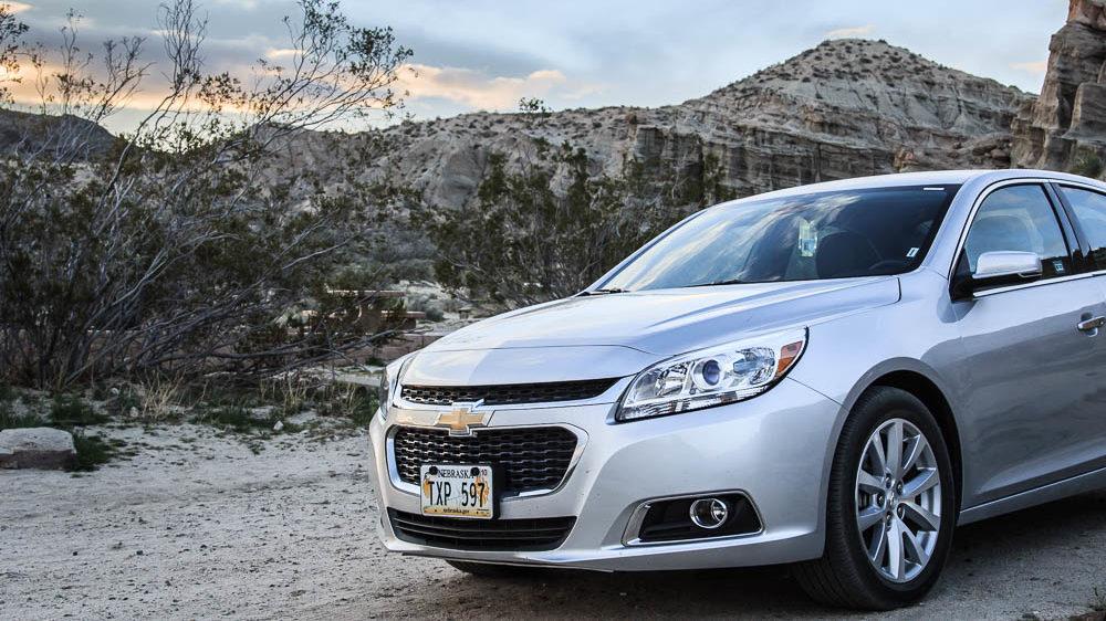 2016 Chevrolet Malibu – Fahrbericht
