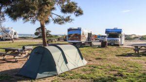 Zelten in den USA – Alles, was du übers Camping mit Zelt wissen musst!