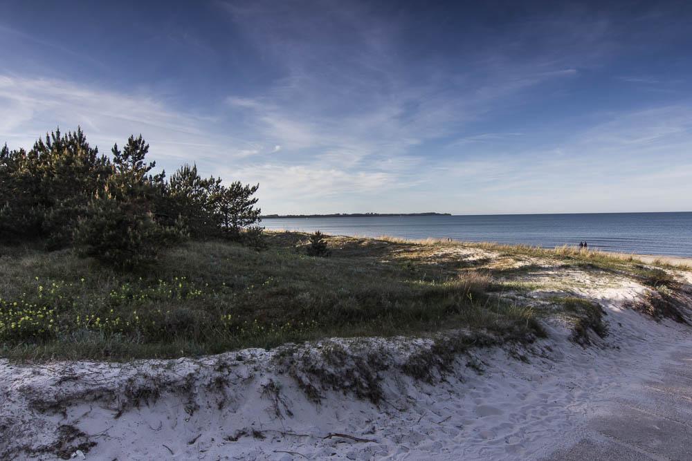 Ostseestrand auf Rügen