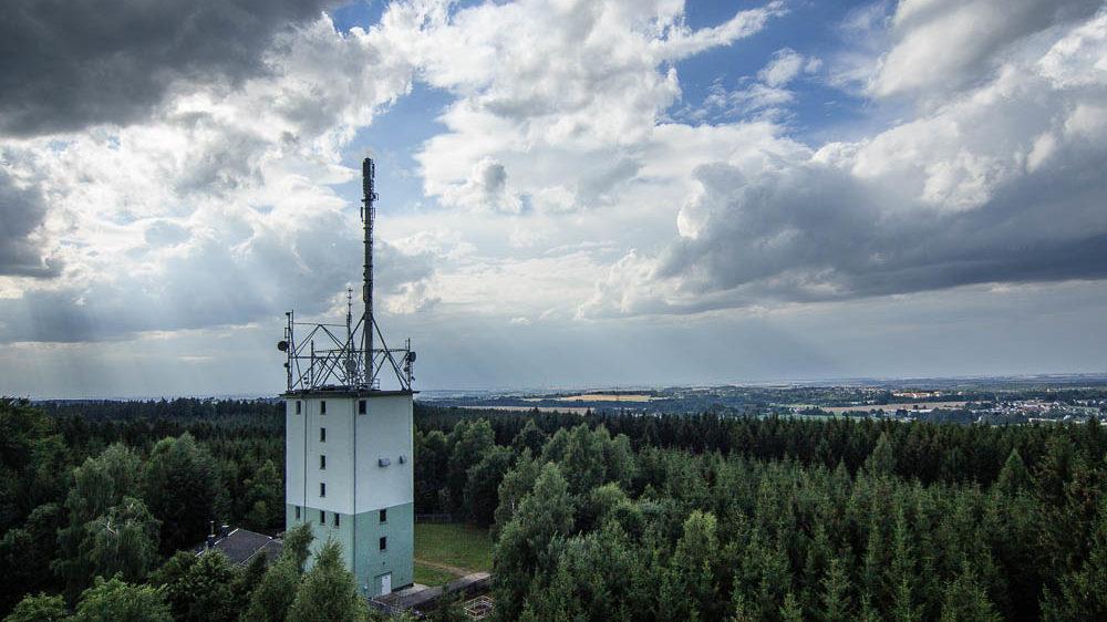Ausflugstipp Sachsen: Totenstein und Maria Josefa-Turm bei Chemnitz