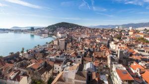 Urlaub in Kroatien Tag 17: Zu Fuß durch Split