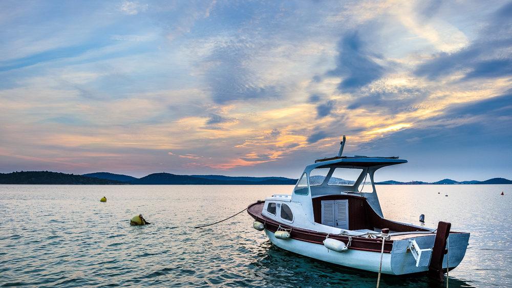 Urlaub in Kroatien Tag 1 + 2: Von Sachsen nach Dalmatien