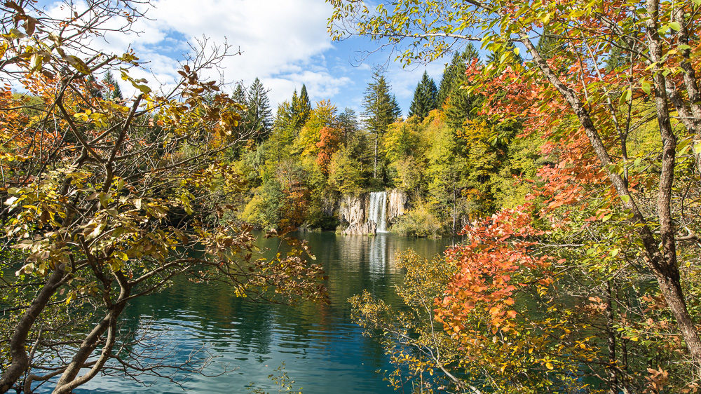 Urlaub in Kroatien Tag 8: Wandern bei den Plitvicer Seen