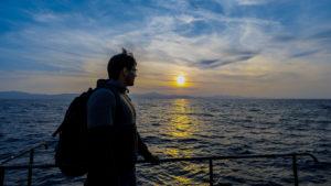 Urlaub in Kroatien Tag 12: Traumhafter Sonnenuntergang an der Meeresorgel in Zadar