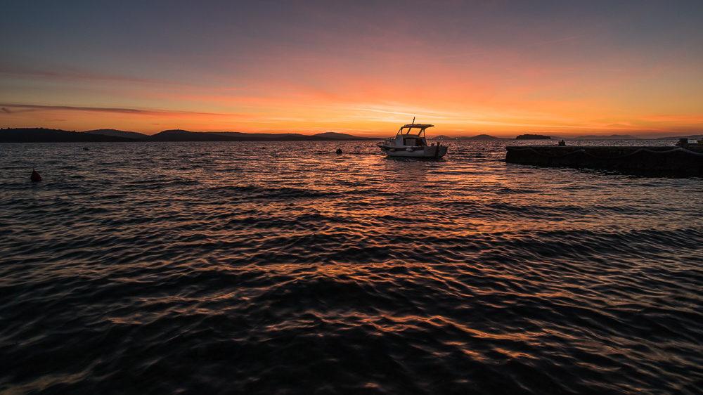 Urlaub in Kroatien Tag 13: Die Gegend rund um Pirovac und Zadar