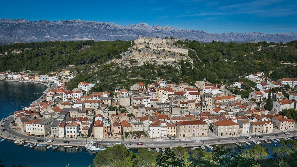 Urlaub in Kroatien Tag 15: Zwischen Biograd und Novigrad