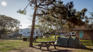Read more about the article Carpinteria State Beach Campground – Erfahrungsbericht