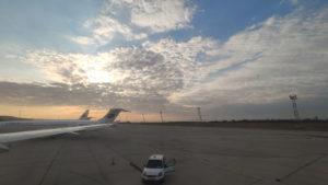 All Inclusive Bulgarien Tag 9: Rückflug von Varna nach Leipzig