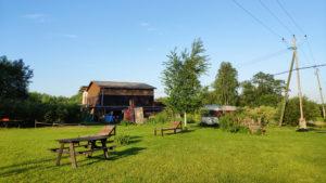 Camping Zanzibara in Lettland – Erfahrungsbericht