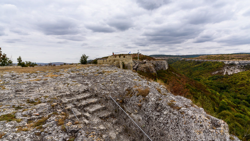 Reisetipp Bulgarien: Festung Ovech bei Provadia