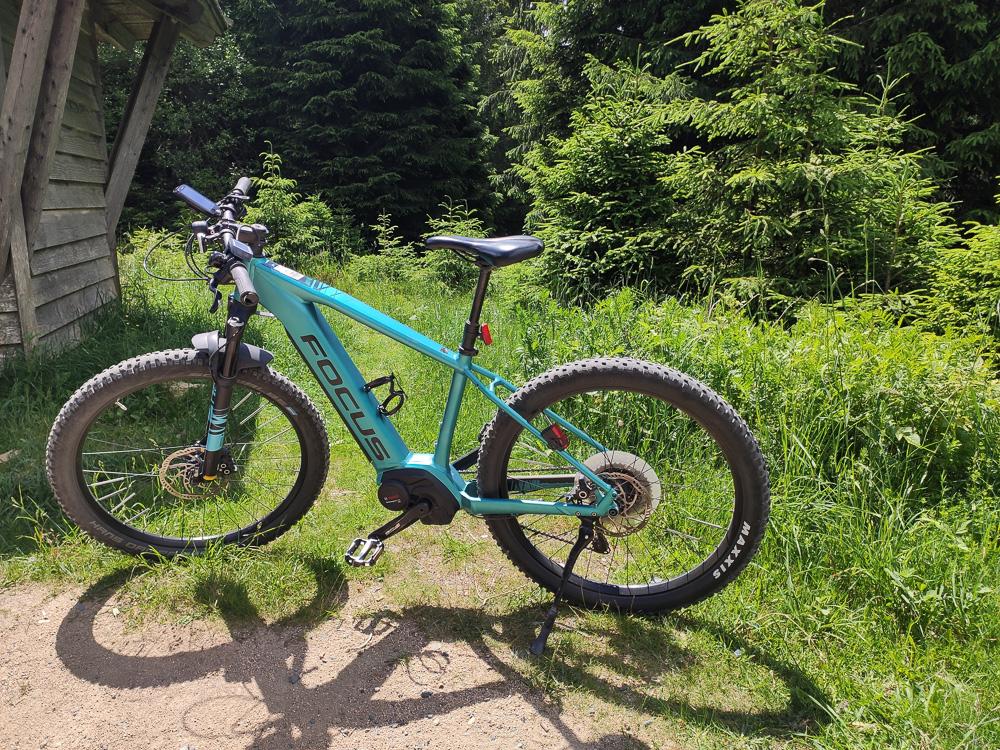 Für viele momentan absoluten Objekt der Begierde, ein E-Mountainbike