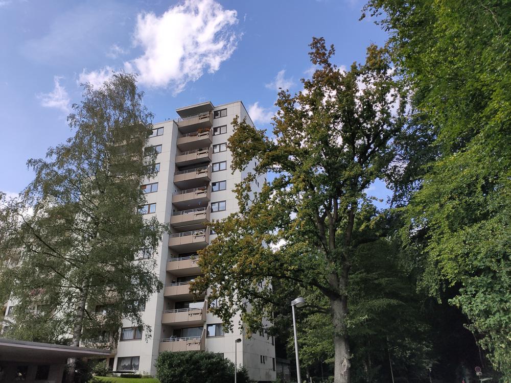 Im direkten Umfeld des Friedehorstparks in Bremen